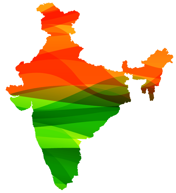 india-colour-map