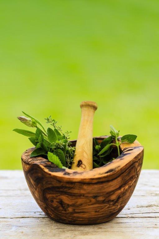Mortar & Pestle Herbs_crop